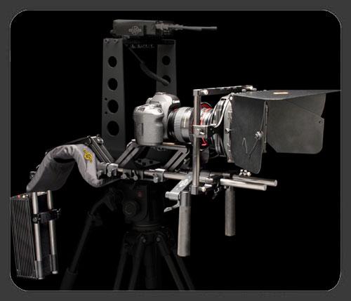 Cinevate DSLR rig