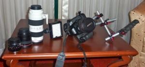 My kit in Sofia