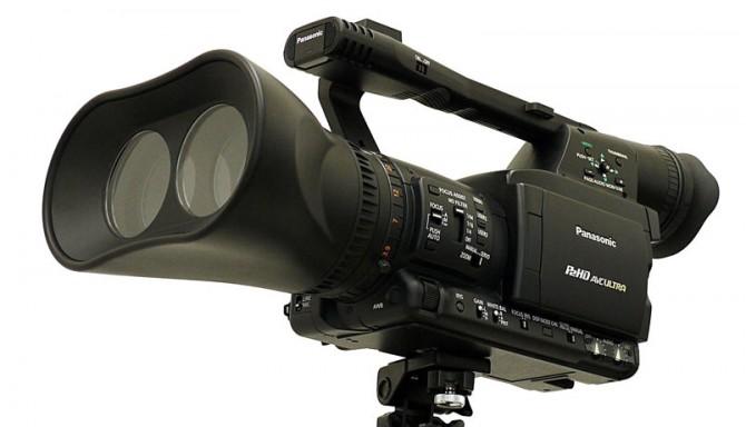 3d video mit 2 kameras genlock