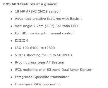 Canon 60D officially, er    official  | Philip Bloom- Blog