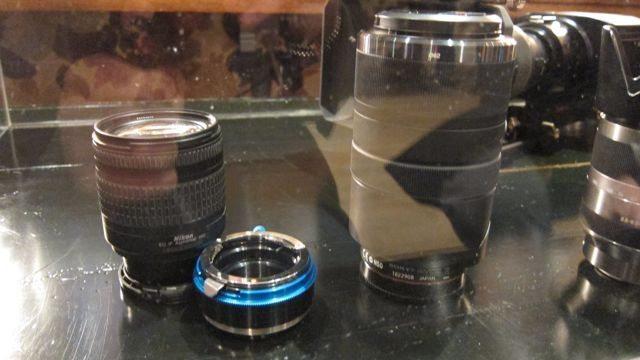 NXCAM lense