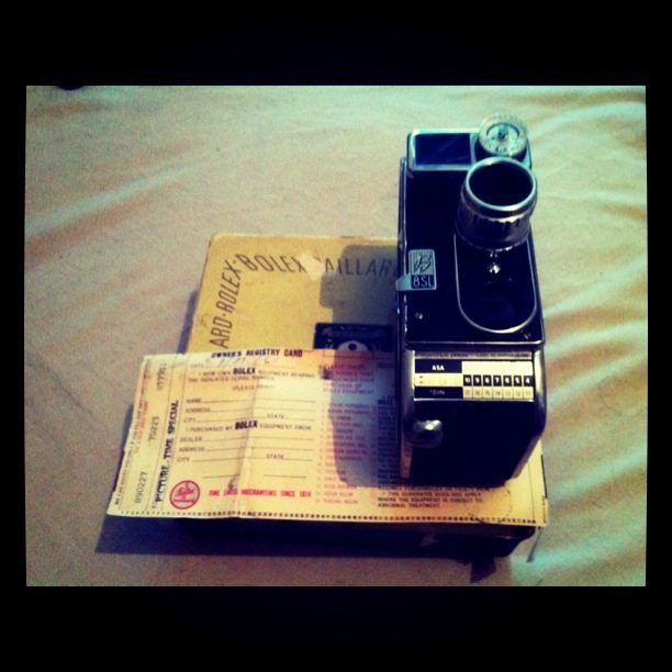 Adventures in Film   and fake 8mm | Philip Bloom- Blog