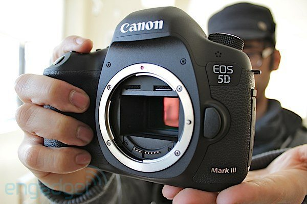 The long awaited Canon 5D mkIII   is it what we were hoping