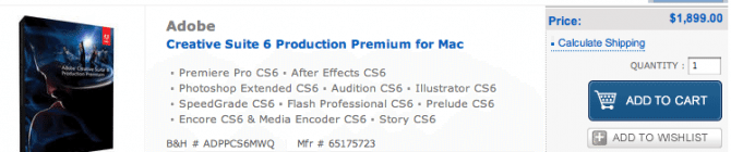 Why I have moved over to Adobe Premiere CS6 from Final Cut 7
