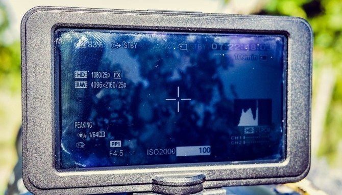 Quick review of the Sony FS700 V3 Firmware: 4K raw and 2K