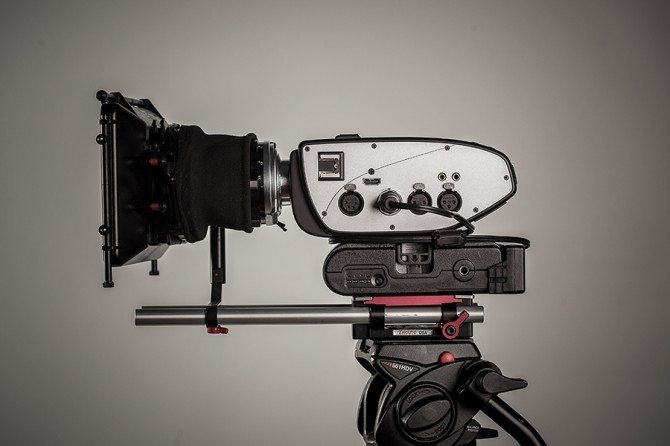Switronix battery add on for the Digital Bolex