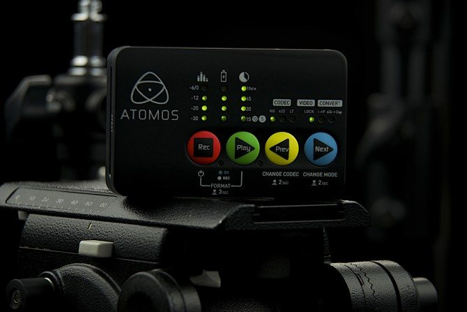 Atomos Ninja Star NAB 2014 (Embargo 9am PDT 7th April 2014)
