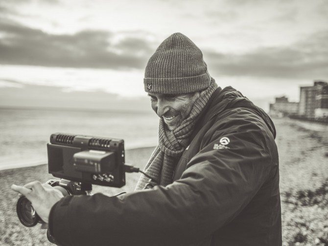 Brighton Beach, Shooting the Sony A7s & Atomos Shogun