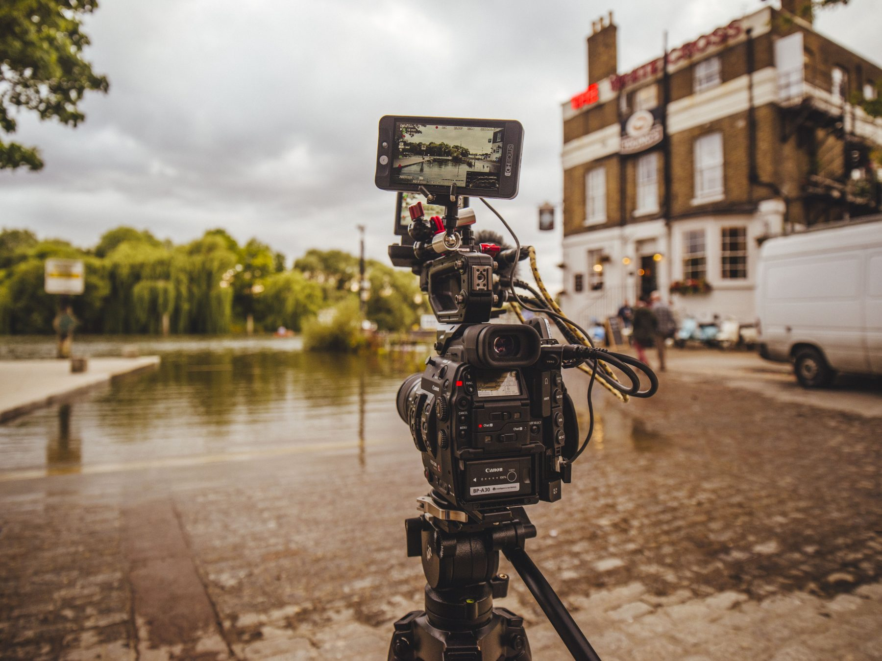 Initial thoughts/ hands on with the Canon C300 Mark 2