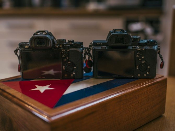 Initial impressions of the Sony A7S II updated with segment
