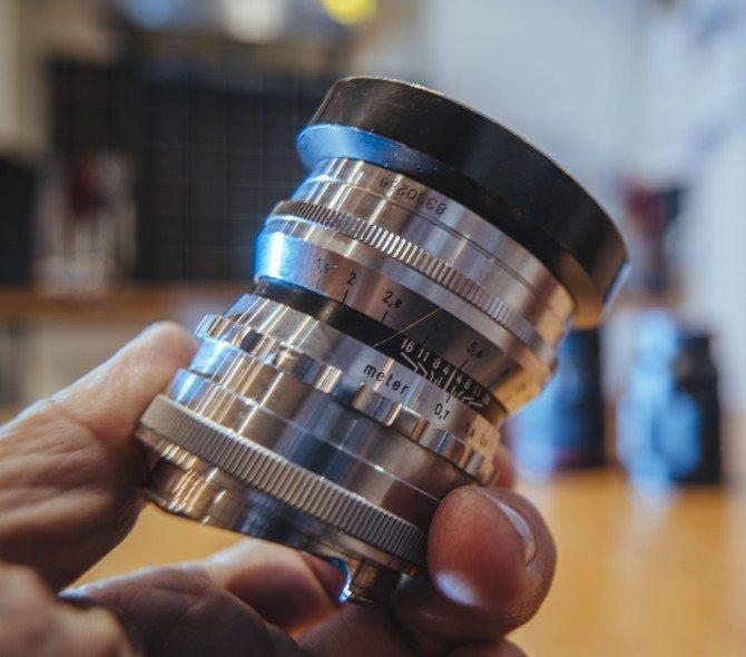 Voigtlander 50mm F1.5