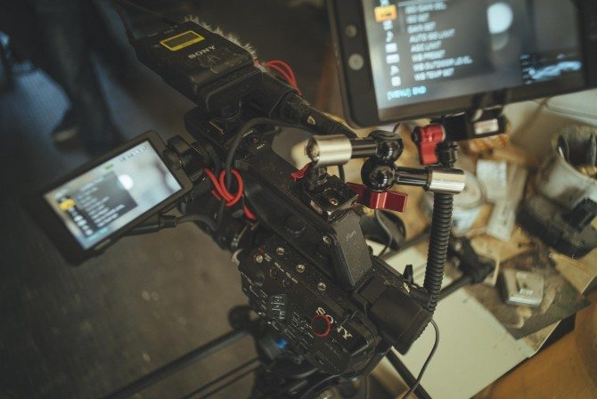 Making a mini documentary with the Sony FS5 and see my Sony