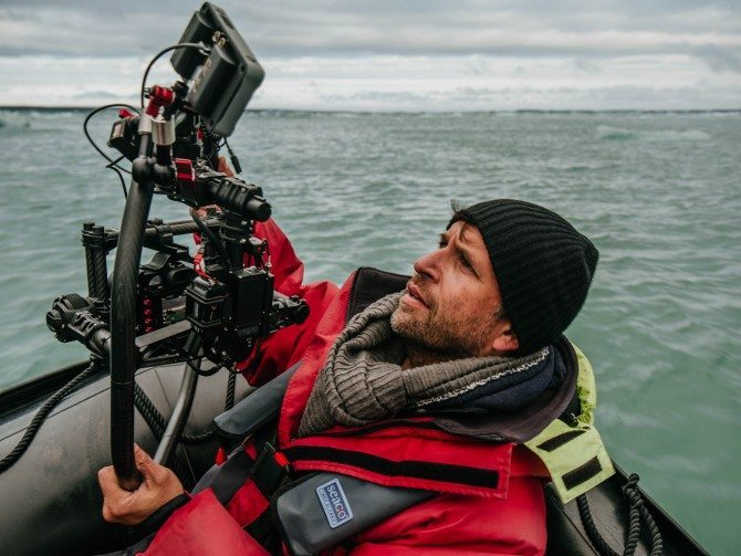 Shooting with MOVI 5 and A7s in Iceland