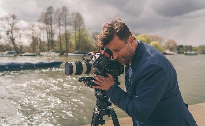Shooting with the URSA mini 4.6k for the first time in April thanks to Adam Robers