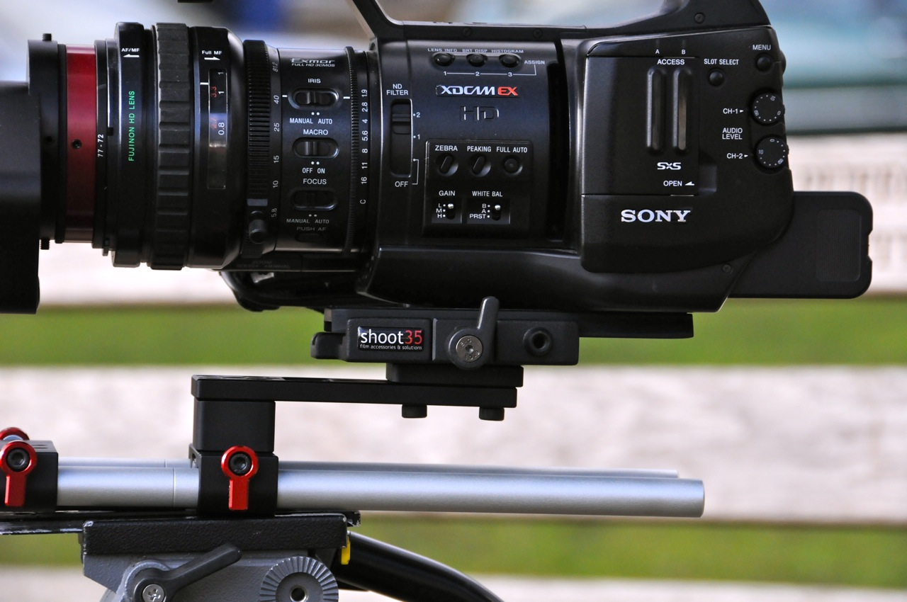 i don't really like the floaty rods camera mount