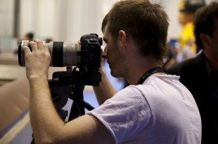Photo by Daniel Bean at NAB 2011