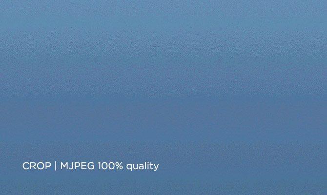 MJPEG Sky grad 100percent  -670
