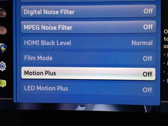 My wonderful TV's god awful feature!