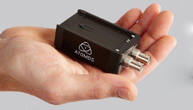 Atomos 'Connect'