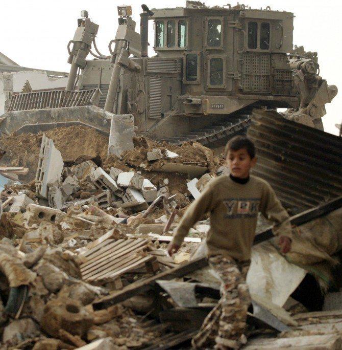 GAZA JANUARY 2004