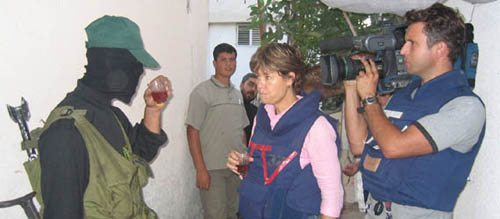filming in Gaza 10 years ago
