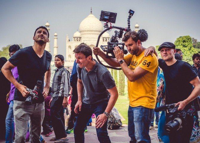 "The Wonder List: India ""Band Photo"""